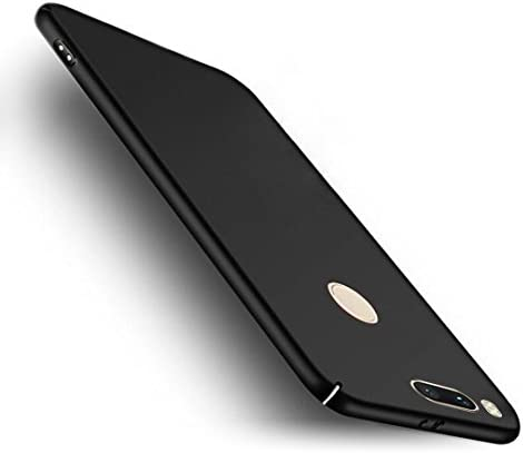 watch 88804 48a38 ELV IN-MiA1-4cutpc-Blk Hard Back Case Cover for Xiaomi Mi A1 (Black)