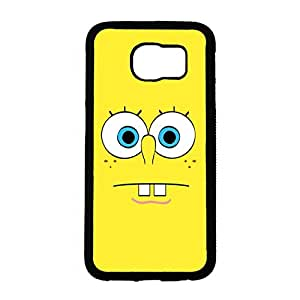 Prevalent Style Paramount Pictures Cartoon Spongebob Squarepants for Samsung Galaxy S6 Special Design Comic Spongebob Squarepants Cell Case Snap on Samsung Galaxy S6