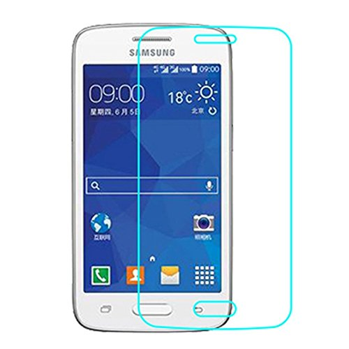 c5fecac4b82 Samsung Galaxy Core Prime SM-G360 Tempered Glass Screen Protector:  Amazon.in: Electronics