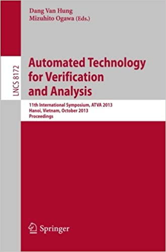 Automated Technology for Verification and Analysis: 11th