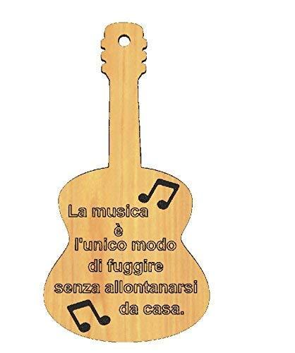 TAGLIERE decorativo CHITARRA frase personalizzabile Musica Idea regalo  cucina 1f214d2f7ad