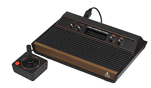 Atari 2600 Video Computer System Console