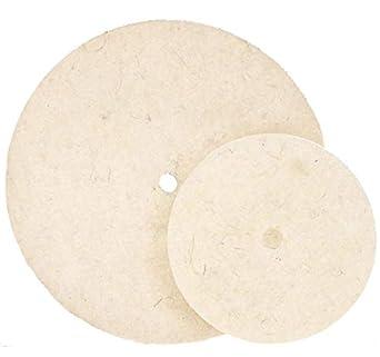 Walter QUICK-STEP fieltro disco, alta densidad fieltro de merino y ...