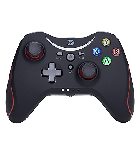 ZD-T[2.4G] pro Wireless Gaming Controller for Steam,Nintendo Switch,fire tv,PC(Win7-Win10),Android Tablet,TV BOX (Wireless Game Controller For Pc)