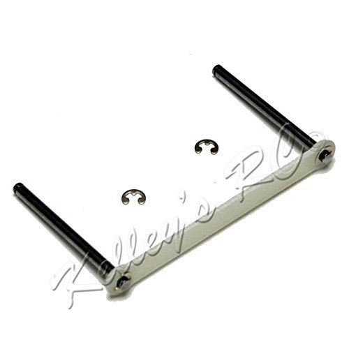 Traxxas Fiberglass Tie Bar & Suspension Pins for 2WD Slash, Stampede, Rustler, or Bandit - 2532 and - Rc Bar Tie