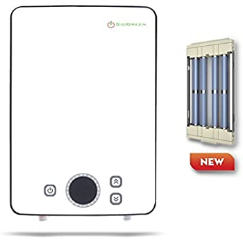 SioGreen IR260 POU 240V/6kW/30A Infrared Electric Hot Tankless Water Heater. No