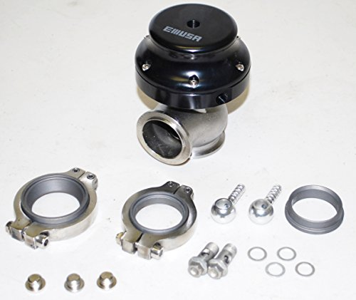 EMUSA External 38mm V-band Wastegate Set up at 14PSI - 40 Wastegate Mm