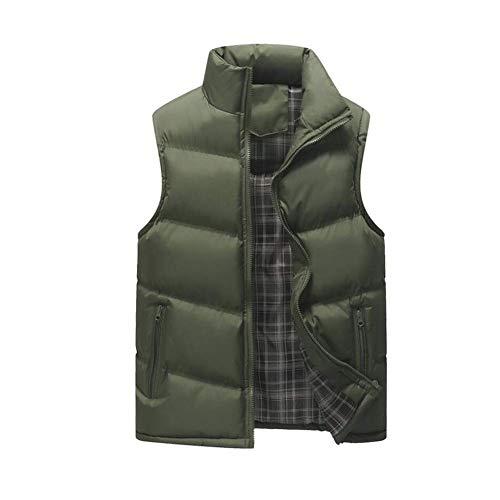 En coloré Ample Duvet Pour Taille 4 Coton Hommes Hommes Gilet De 1 Manches Manteau Et D'hiver Chaud Xxxxl Fuweiencore Grande Sans wEfqT1WW