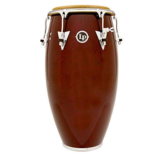 Latin Percussion LP522X-DW Conga Drum Dark Wood by Latin Percussion