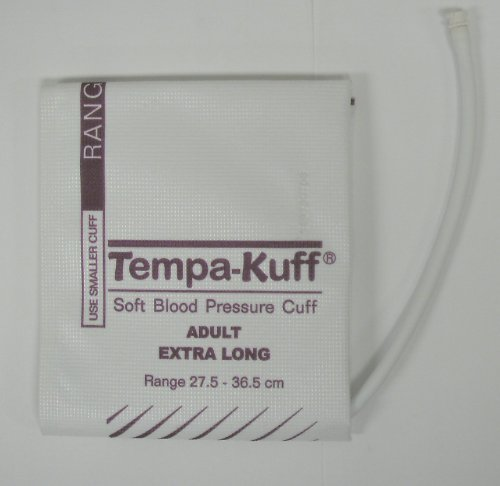 Welch Allyn 39248 Soft Disposable One-Tube Cuffs with Fem...