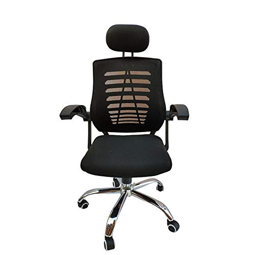 Amazon.com: ChenyanAwesom Office Chair Swivel High-Back Mesh ...