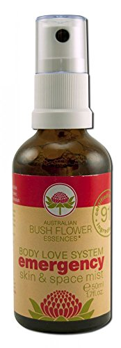 - Australian Bush Flower Essences - Emergency - Mists 50 ml