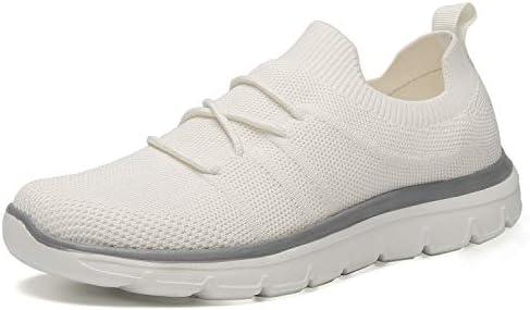 cb9d6a4342984 GM GOLAIMAN Women's Casual Walking Shoes Fashion Sneakers Flyknit ...