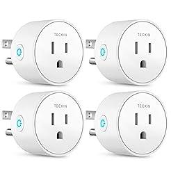 Smart Plug Works with Alexa Google Assis...