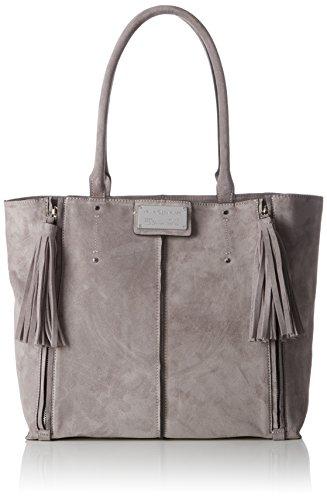 Kennel und Schmenger Taschen - Bolsos maletín Mujer Gris (Alu)