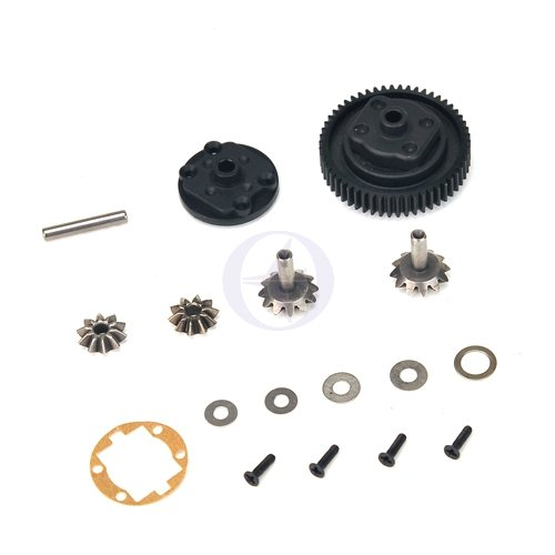 Thunder Tiger RC PD7261 Differential Set KT8 ()