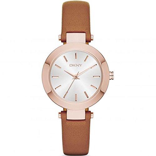 DKNY Reloj analogico para Mujer de Cuarzo con Correa en Acero Inoxidable NY2415: Amazon.es: Relojes