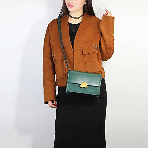 fashion portés Valin bandoulière épaule Sac femme à 185 Vert en LF Sac main cuir Sac PCrCOXWvf