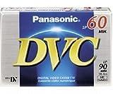 Panasonic DVM60EJ50P 60 Minutes Mini DV - 50 Pack