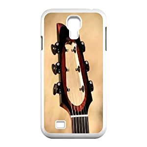Custom Acoustic Guitar Strings S4 Case, Acoustic Guitar Strings Personalized Case for Samsung Galaxy S4 I9500 at Lzzcase