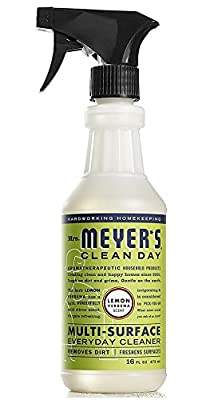 Mrs. Meyers Clean Day Multi-Surface (16 fl oz) Everyday Cleaner, Lemon Verbena