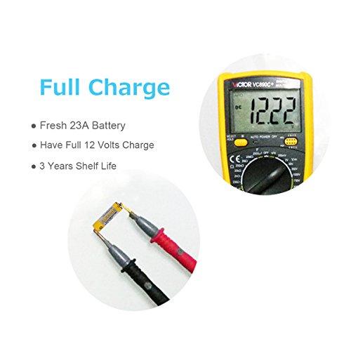 Licb A23 23a 12v Alkaline Battery 5 Pack Buy Online In