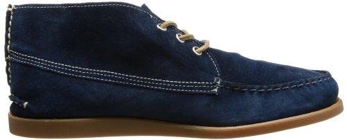 Sebago CAMPSIDES MID B694006 Herren Chukka Boots Blau (Navy Suede)