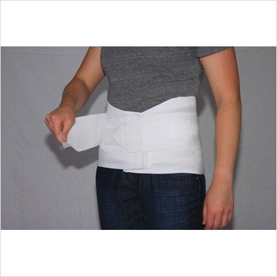 Triple Pull Elastic Lumbosacral Belt Size: 2 Extra Large, Accessory: Without Pad