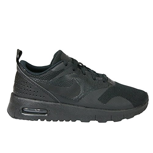 NIKE Kids Air Max Tavas (PS) BlackBlack Running Shoe 11.5