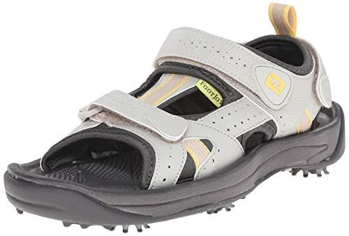 FootJoy Women's Sandals Golf Shoes, cloud, 8 M US