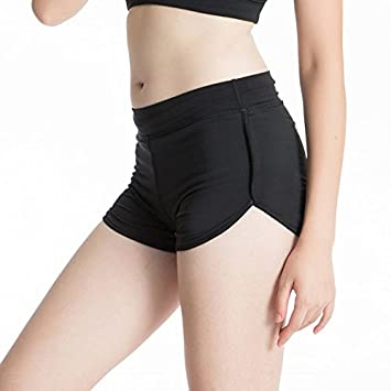 MAYUAN520 Gimnasio Yoga Shorts Shorts Revestimiento Anti ...