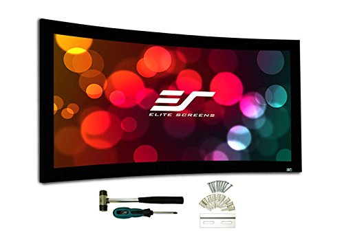 Elite Screens Lunette 135 inch CURVE135WH2 product image