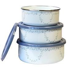 Corelle Coordinates Country Cottage 6-Piece Small Bowl Set