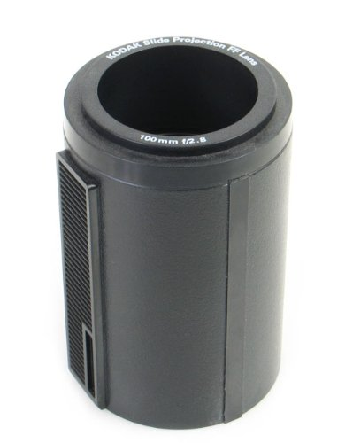 100mm (4'') f2.8 Projector Lens Made in Japan for Kodak Carousel and Ektagraphic Projectors by Pro Projector Lens