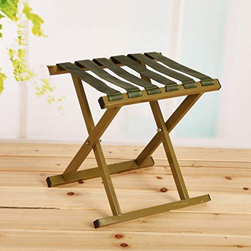 Dogggy Folding Stool Super Strong Heavy Duty Outdoor Portable Chair Outdoor Camping Fishing Picnic BBQ