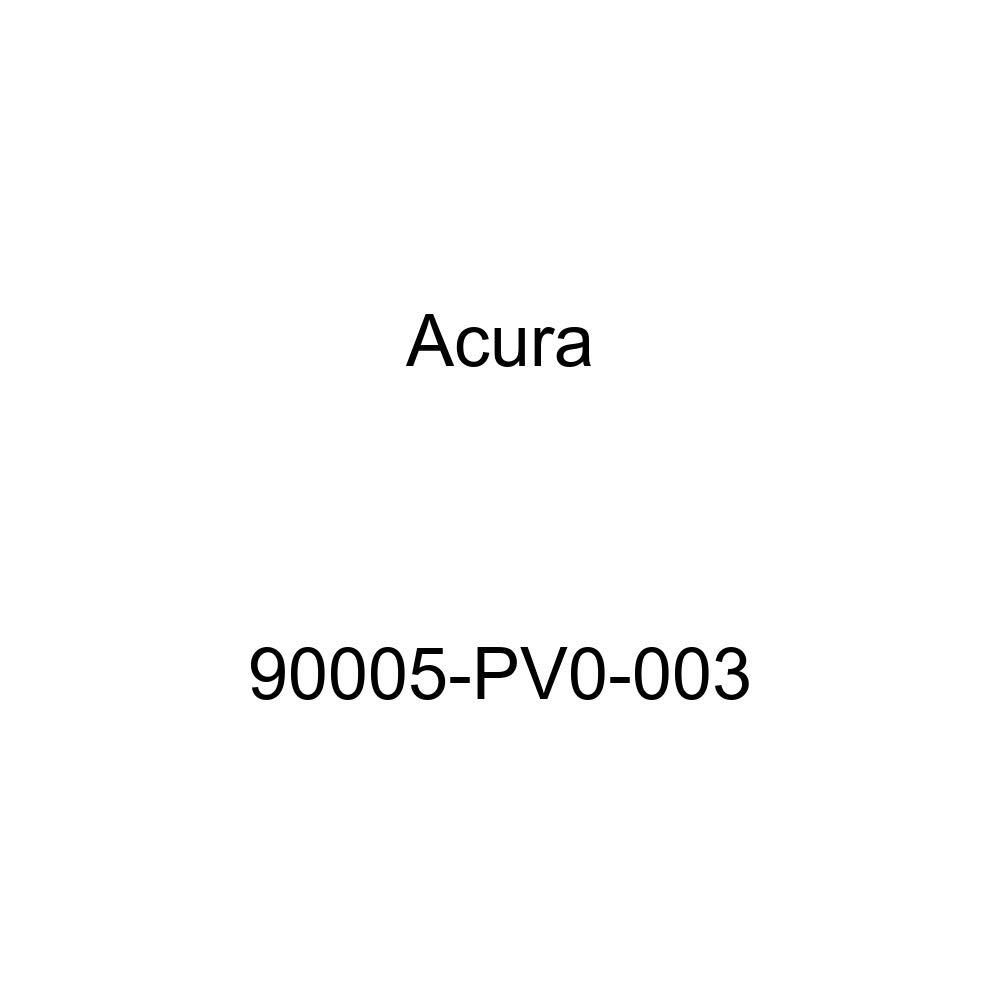 Acura 90005-PV0-003 Engine Cylinder Head Bolt