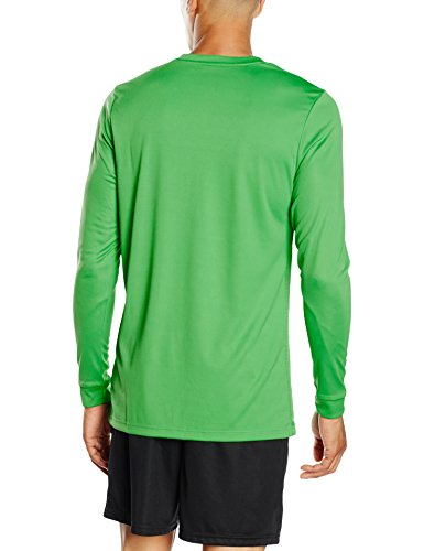 Park Jsy A Verde Lunghe Maniche Ls hyper Vi Da Verde black Uomo Maglietta Nike qCx15ft1