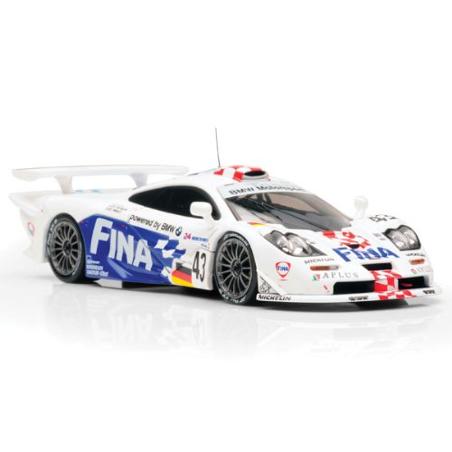 1/43 マクラーレン F1 GT-R 1997ル・マン FINA No.43 8172