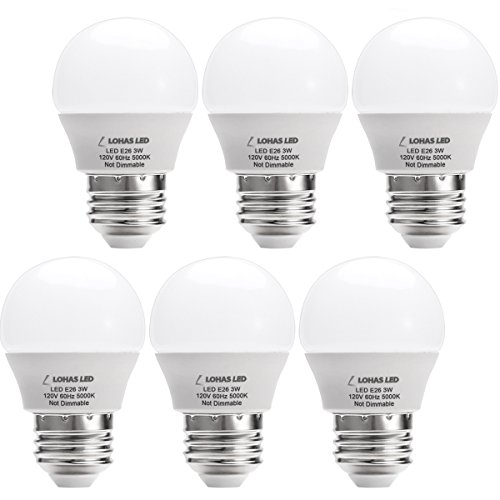 3W Led Light Bulb