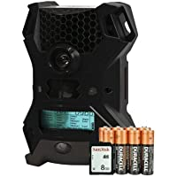 Wildgame Innovations Vision 16 Lightsout Game Trail Camera with 8gb SD card and batteries