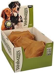 Whimzees Veggie Ears Dental Treat Box of 18