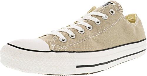 Converse Men's Chuck Taylor Low Top Sneaker Papyrus Tan 11 M Tan Mens Sneakers