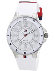 Tommy Hilfiger 1781271 Ladies White Carley Watch