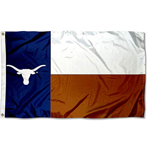College Flags and Banners Co. Texas Longhorns Texas State Flag