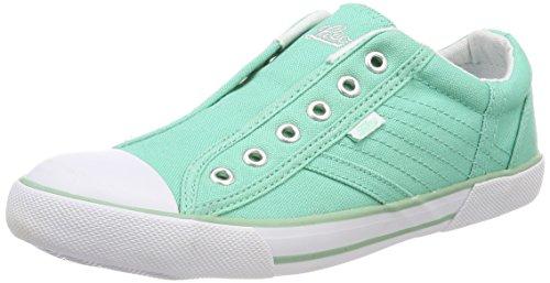 femme menthe Geka verte couleur Conny sneaker menthe couleur 7rXSvEX
