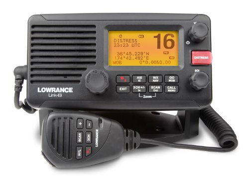 Lowrance Link-8 VHF Marine Radio by Lowrance (Image #1)