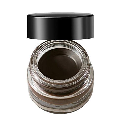 Indelible Eyebrow (Jolie Waterproof Indelible Gel Brow Liner Definer (Dark Brown))
