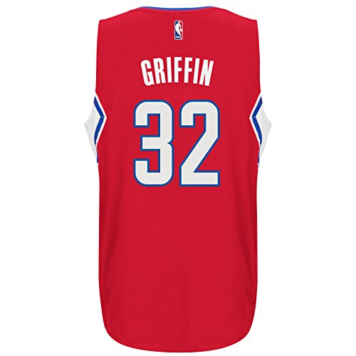 Blake Griffin Los Angeles Clippers Adidas Road Swingman Jersey (Red) M