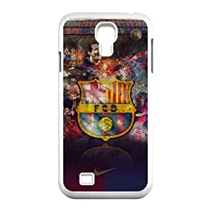 Barcelona Samsung Galaxy S4 9500 Cell Phone Case White 8You252567
