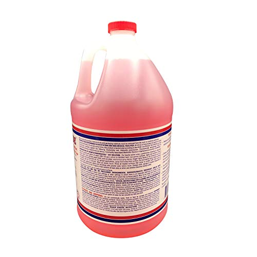 Glissen Chemical - 300048 Nu-Foamicide EPA Registered 1-Gal All Purpose Cleaner Concentrate, Makes 32 Gallons of Disinfectant/Detergent/Food-Contact Sanitizer/Virucide, Industrial Commercial Grade